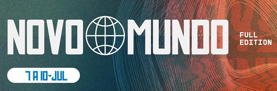 Festival Digital Novo Mundo